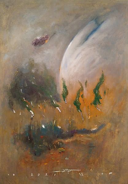 گفتگو با ابراهیم اکبری گرَز