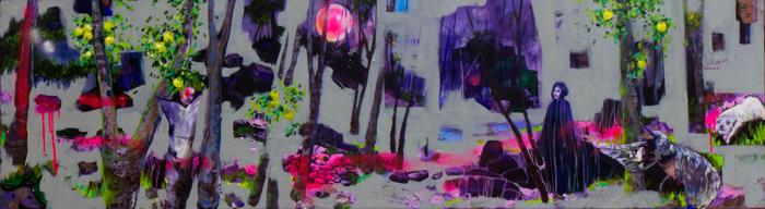 شکوفه کریمی گالری شیدایی شکوفه های حوا 99